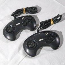 Videojuegos y Consolas: 2 MANDOS SEGA MEGA DRIVE. Lote 284470228