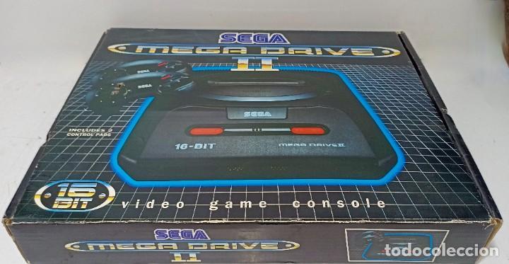 SEGA MEGA DRIVE II. TAL Y COMO SE VE EN FOTOS. (Juguetes - Videojuegos y Consolas - Sega - MegaDrive)