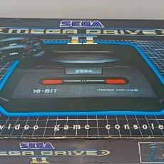 Videojuegos y Consolas: SEGA MEGA DRIVE II. TAL Y COMO SE VE EN FOTOS.. Lote 285261998