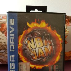 Videojuegos y Consolas: JUEGO MEGA DRIVE NBA JAM. Lote 286835403
