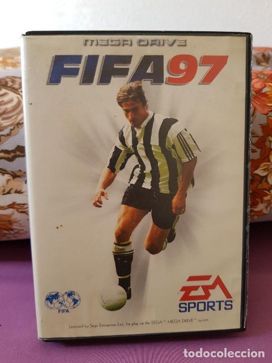 JUEGO MEGA DRIVE FIFA 97 (Juguetes - Videojuegos y Consolas - Sega - MegaDrive)