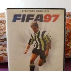 Videojuegos y Consolas: JUEGO MEGA DRIVE FIFA 97. Lote 286838808