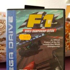 Videojuegos y Consolas: JUEGO MEGA DRIVE F1. Lote 286839338