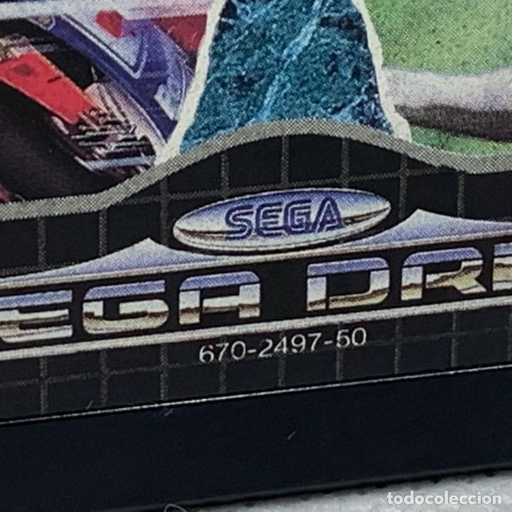Videojuegos y Consolas: VIDEOJUEGO SEGA MEGA DRIVE - MEGA GAMES I - SUPERHANG-ON / WORLD CUP ITALIA 90 - Foto 2 - 287459798