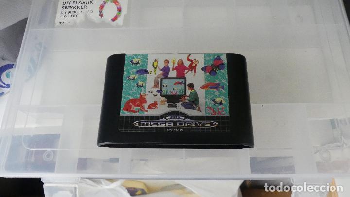 ART ALIVE SEGA MEGA DRIVE PAL MEGADRIVE GENESIS CARTUCHO (Juguetes - Videojuegos y Consolas - Sega - MegaDrive)