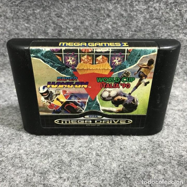 MEGA GAMES I SEGA MEGA DRIVE (Juguetes - Videojuegos y Consolas - Sega - MegaDrive)