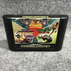 Videojuegos y Consolas: MEGA GAMES I SEGA MEGA DRIVE. Lote 287804993