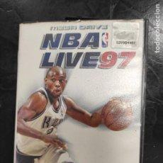 Videojuegos y Consolas: NBA LIVE 97 - JUEGO SEGA MEGA DRIVE - PAL EUR. Lote 287925763