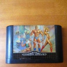 Videojuegos y Consolas: GOLDEN AXE (SEGA MEGADRIVE - GENESIS). Lote 288298538