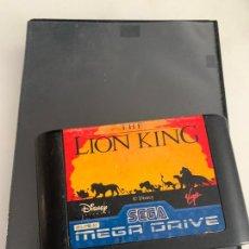 Videojuegos y Consolas: JUEGO CONSOLA SEGA MEGA DRIVE EL REY LEON. Lote 288338238