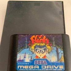 Videojuegos y Consolas: JUEGO CONSOLA SEGA MEGA DRIVE FLINK. Lote 288339653