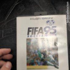 Videojuegos y Consolas: SEGA MEGADRIVE FIFA 95 SOCCER MEGA DRIVE. Lote 289880238