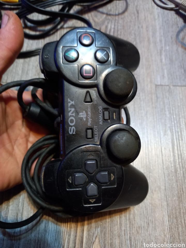 Videojuegos y Consolas: LOTE MEGA DRIVE 16 BIT ,MAS CABLES ,MANDOS PLAY Y WII - Foto 17 - 289911088