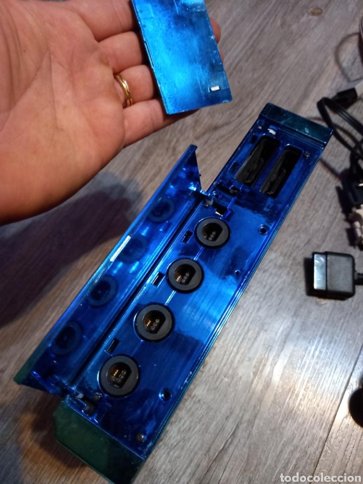 Videojuegos y Consolas: LOTE MEGA DRIVE 16 BIT ,MAS CABLES ,MANDOS PLAY Y WII - Foto 24 - 289911088