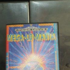 Videojuegos y Consolas: SEGA MEGADRIVE MEGA-LO-MANIA. Lote 292039633