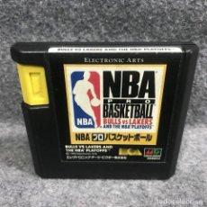 Videojuegos y Consolas: BULLS VS LAKERS AND THE NBA PLAYOFFS SEGA MEGA DRIVE SMD. Lote 293247528
