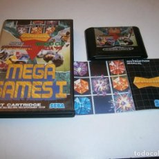 Videojuegos y Consolas: MEGA GAMES I MEGADRIVE. Lote 293507038