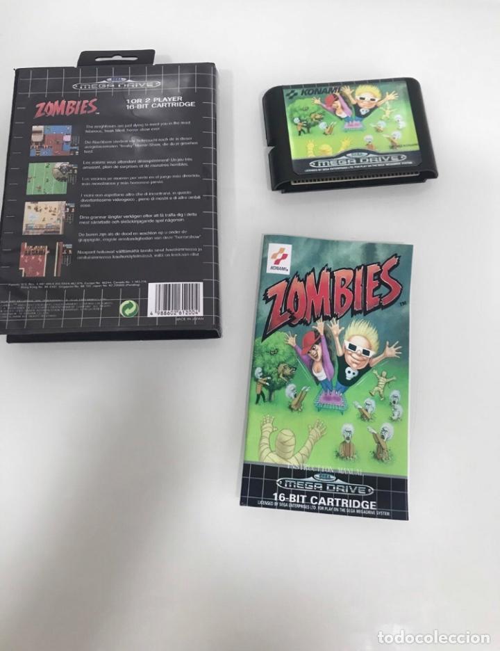 Videojuegos y Consolas: Megadrive Zombies - Foto 2 - 293624983
