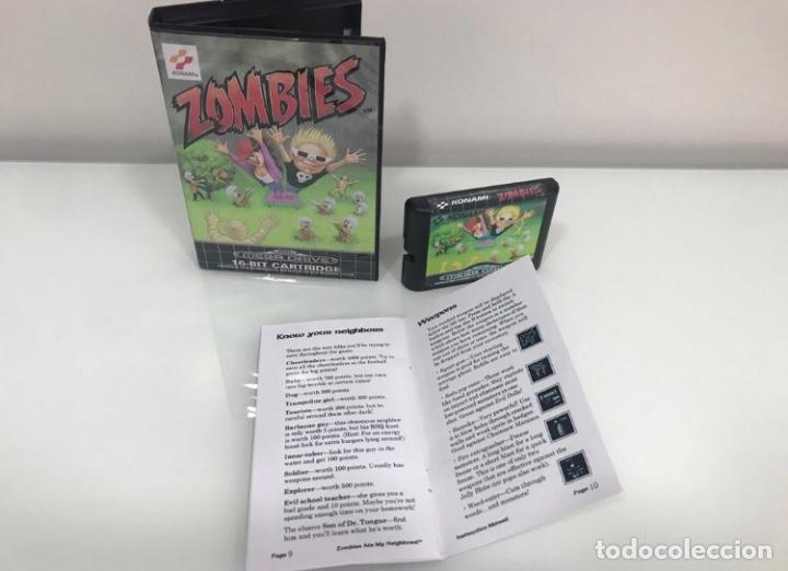 Videojuegos y Consolas: Megadrive Zombies - Foto 3 - 293624983