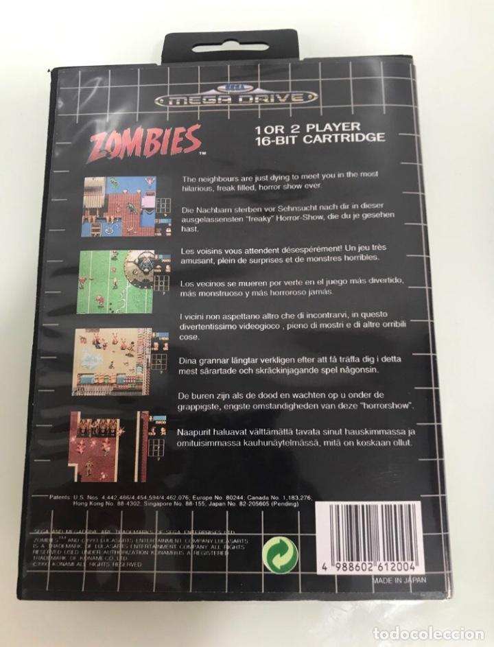 Videojuegos y Consolas: Megadrive Zombies - Foto 5 - 293624983