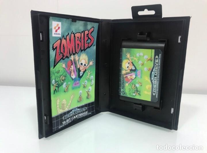 Videojuegos y Consolas: Megadrive Zombies - Foto 6 - 293624983