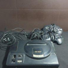 Videojuegos y Consolas: SEGA MEGA DRAIVE 16-BIT SIN PROBAR TAL CUAL COMO SE VE EN FOTOS. Lote 293835513