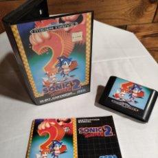 Videojuegos y Consolas: SONIC 2 MEGA DRIVE SEGA. Lote 294106438