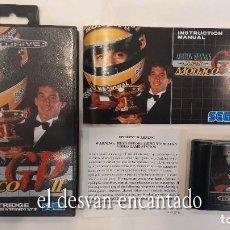 Videojuegos y Consolas: AYRTON SENNA´S. SUPER MÓNACO GP. Lote 294449413