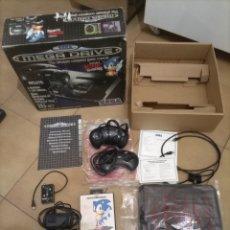 Videojuegos y Consolas: SEGA MEGADRIVE. CON CAJA. FUNCIONANDO.. Lote 294479438