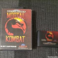 Videojuegos y Consolas: MORTAL KOMBAT MEGADRIVE. Lote 294483173