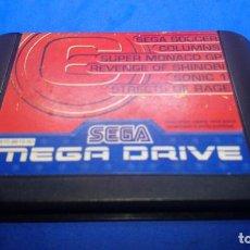 Videojuegos y Consolas: SEGA MEGADRIVE MEGAGAMES 6. Lote 294506873