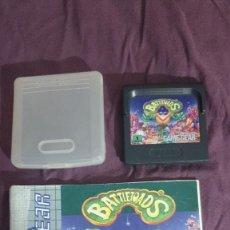 Videojuegos y Consolas: BATTLETOADS / GAMEGEAR. Lote 294506908