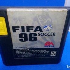 Videojuegos y Consolas: FIFA 96- MEGADRIVE - SEGA MEGA DRIVE. Lote 294507083