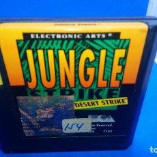 Videojuegos y Consolas: MEGADRIVE JUNGLE STRIKE ELECTRONIC ARTS SEGA GENESIS. Lote 294507128
