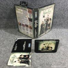 Videojuegos y Consolas: THE ADDAMS FAMILY SEGA MEGA DRIVE. Lote 295382313