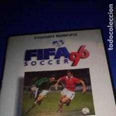 Videojuegos y Consolas: FIFA 96 DE MAGADRIVE MEGA DRIVE COMPLETO. Lote 296004673