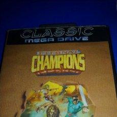 Videojuegos y Consolas: SEGA MEGA DRIVE ETERNAL CHAMPIONS CLASSIC. Lote 296034913