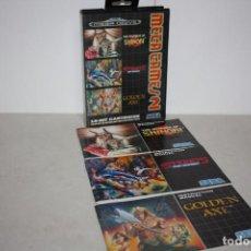 Videojuegos y Consolas: ANTIGUO MEGA GAMES 2 DE SEGA. Lote 296057898