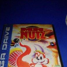 Videojuegos y Consolas: MR. NUTZ SEGA MEGADRIVE. Lote 296066933