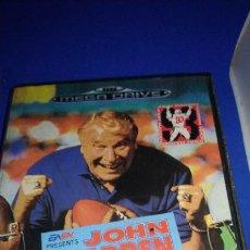 Videojuegos y Consolas: JOHN MADDEN AMERICAN FOOTBALL SEGA MEGADRIVE. Lote 296616058