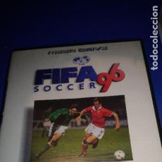Videojuegos y Consolas: FIFA 96- MEGADRIVE - SEGA MEGA DRIVE SIN MANUAL. Lote 296635693