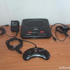 Videojuegos y Consolas: CONSOLA SEGA MEGA DRIVE 2 MEGADRIVE. Lote 297040663