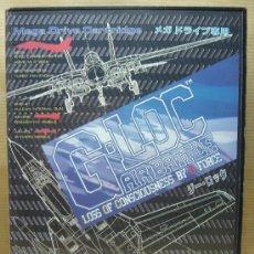 Videojuegos y Consolas: VIDEOJUEGO SEGA MEGADRIVE - JAPAN - G-LOC AIR BATTLE ¡¡¡ COMPLETO Y COMO NUEVO ¡¡¡. Lote 24469952
