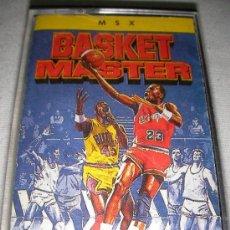 Videojuegos y Consolas: MSX BASKET MASTER - ENVIO GRATIS A ESPAÑA. Lote 48781185