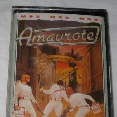 Videogiochi e Consoli: JUEGO MSX, M.A.D. (MASTERTRONIC ADDED DIMENSION), AMAUROTE. Lote 276361008