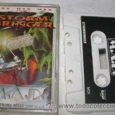 Videogiochi e Consoli: JUEGO MSX, M.A.D. (MASTERTRONIC ADDED DIMENSION), STORMBRINGER. Lote 194310280