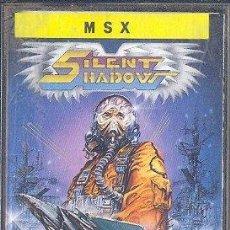 Videojuegos y Consolas: SILENT SHADOW - TOPO SOFT . Lote 25171855
