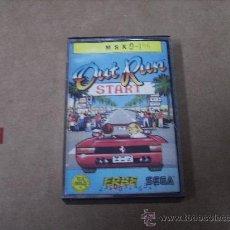 Videojuegos y Consolas: VIDEOJUEGO OUT RUN START EN CAJA. Lote 27538522