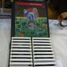 Videojuegos y Consolas: LOTE DE +- 52 PROGRAMAS DIFERENTES EN SU ESTUCHE DE PHILIPS. Lote 28248535