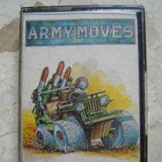 Videojogos e Consolas: ARMY MOVES - MSX - DE DINAMIC. Lote 31329565